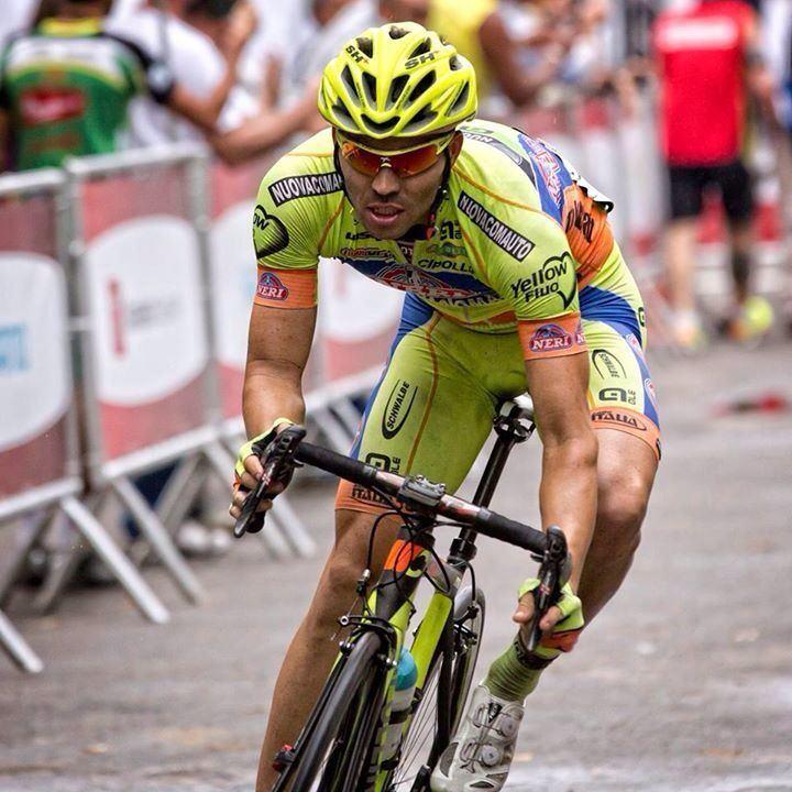 Rafael Andriato Federao Paulista de Ciclismo Destaque no ciclismo europeu