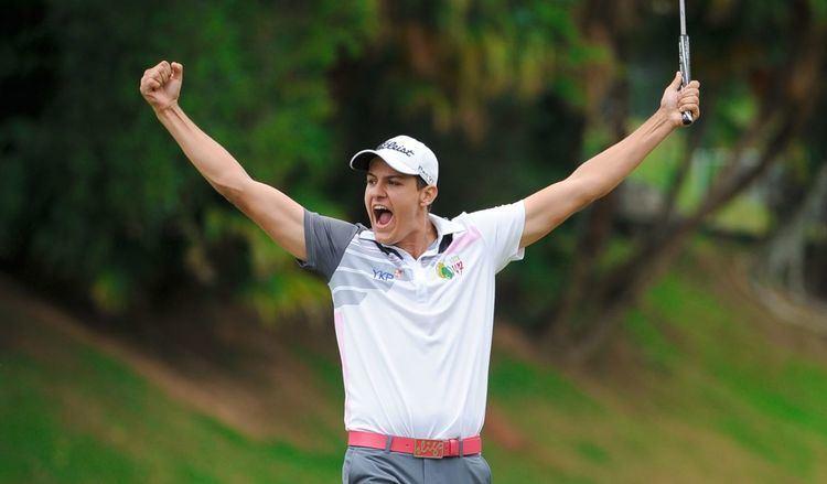 Rafael Becker Spectacular finish lands Rafael Becker his National Open title