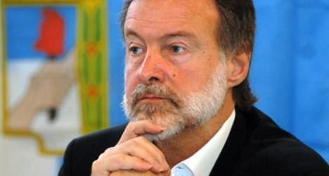 Rafael Bielsa Rafael Bielsa suma intendentes y porqu no a Omar Perotti