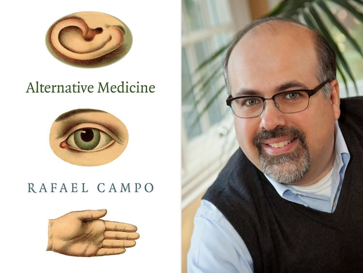 Rafael Campo (poet) Paul Holdengrber converses with doctorpoet Rafael Campo about The