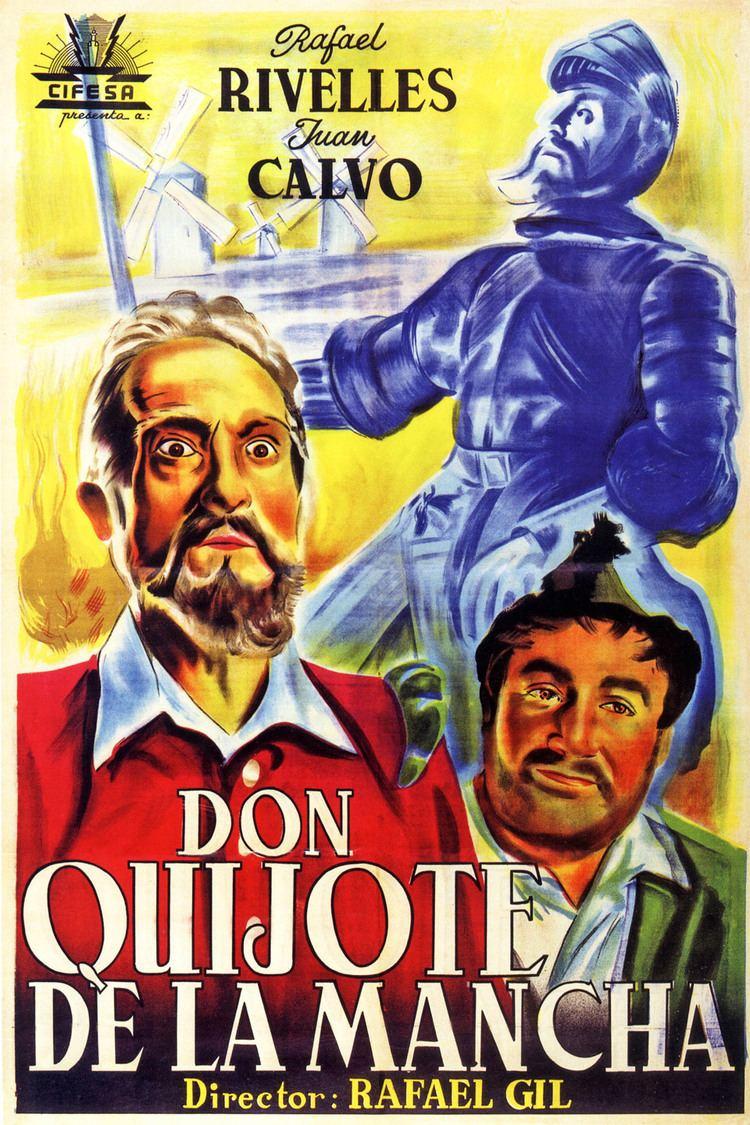 Rafael Gil Don Quijote de Cine Don Quixote by Rafael Gil Tickets Thu Dec 15