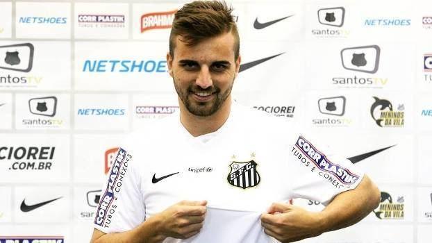 Rafael Longuine Rafael Longuine apresentado pelo Santos e garante que