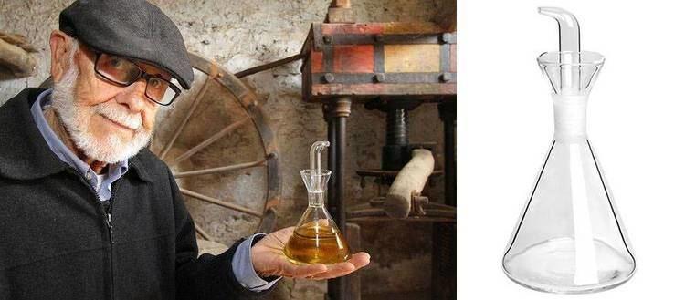 Rafael Marquina Nondrip oil bottle Marquina Oniricat Productes de disseny catal