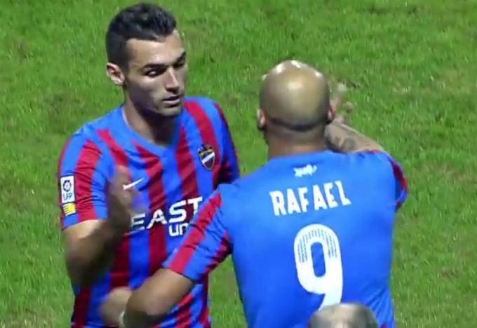 Rafael Martins Pretemporada Levante Rafael Martins vuelve En Forma