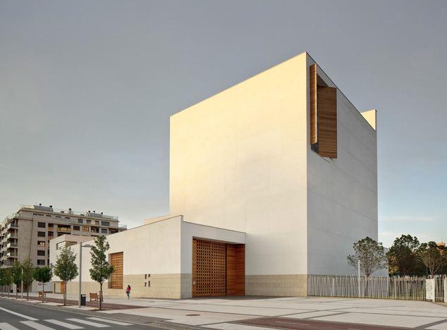 Rafael Moneo Casa de la Cultura Don Benito Rafael Moneo Architect 104Rafael