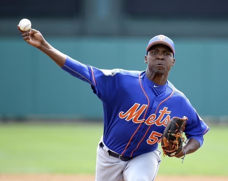 Rafael Montero (baseball) Rafael Montero may have pitched his way onto the Mets roster NY