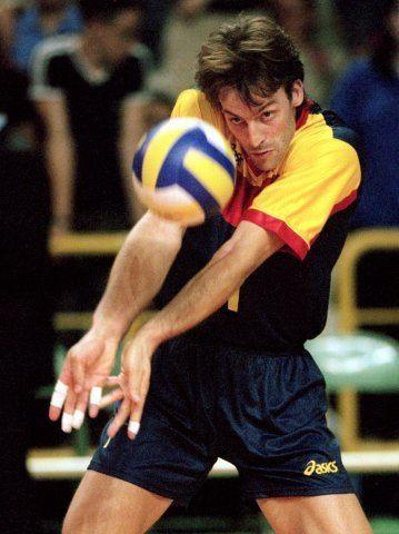 Rafael Pascual Qu fue de Rafa Pascual en Espaa el voleibol es l
