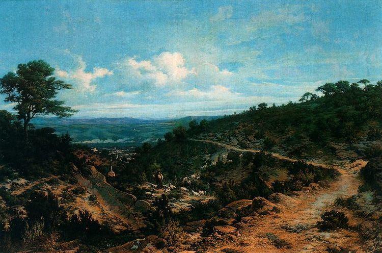 Rafael Romero Barros Rafael Romero Barros Realismo en la pintura