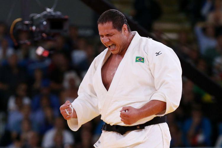 Rafael Silva (judoka) Rafael Silva prata no Mundial de Jud EBC