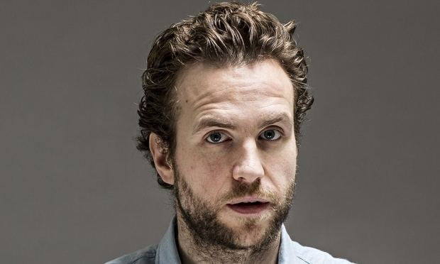 Rafe Spall QampA Rafe Spall Life and style The Guardian