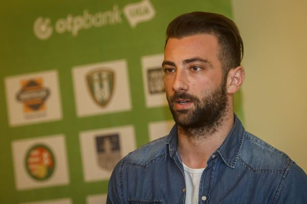 Raffaele Alcibiade A kispestiek olasz vdjt megveszi a Halads NB1hu