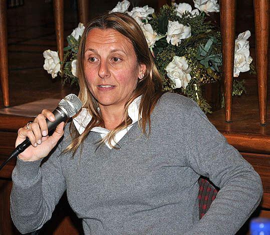 Raffaella Reggi Raffaella Reggi a tutto tondo sul tennis femminile