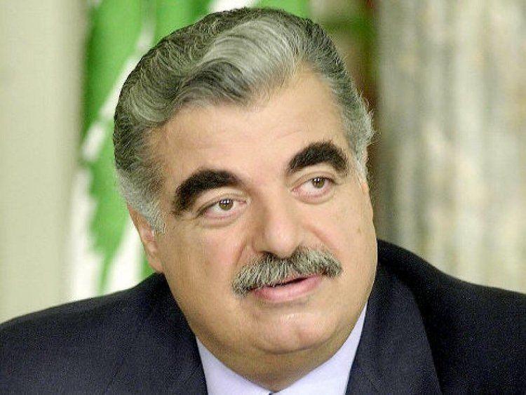 Rafic Hariri Rafic Hariri Biography Childhood Life Achievements Timeline