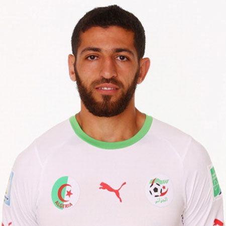 Rafik Halliche Rafik Halliche Bio height weight current team salary