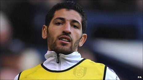 Rafik Halliche BBC Sport Fulham loan Rafik Halliche to Swansea City