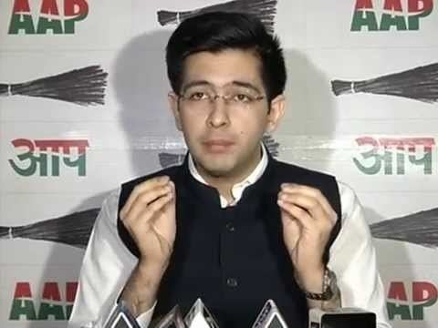 Raghav Chadha Jaitley defamation case Death threats given to Kejriwal other AAP
