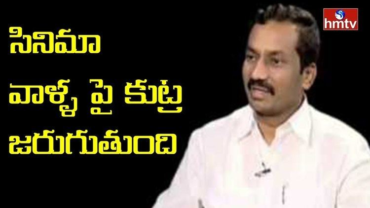 Raghunandan Rao BJP Leader Raghunandan Rao Interview on Hyderabad Drug Racket HMTV
