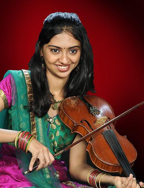 Ragini Shankar de artiestenThe ArtistsKnstler MERU Concerts