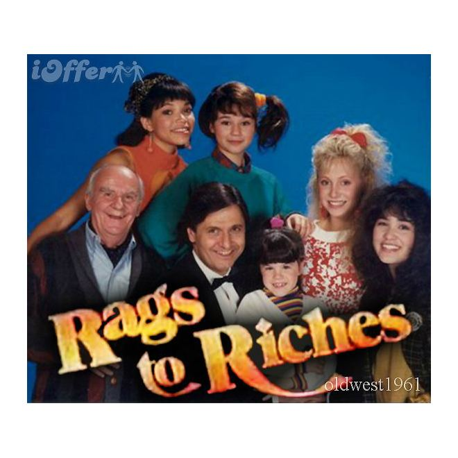 Rags to Riches (TV series) Rags to Riches Film amp TV Palette Music Studio Productions