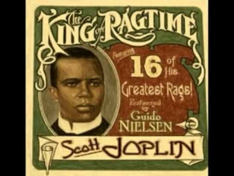 Ragtime Ragtime Piano SCOTT JOPLIN quot The Entertainer quot 1902 YouTube