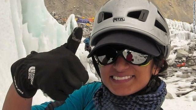 Raha Moharrak Raha Moharrak First Saudi woman to conquer Everest and