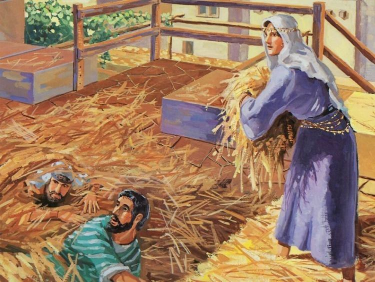 Rahab 1000 images about Bible Rahab on Pinterest Scarlet The two and
