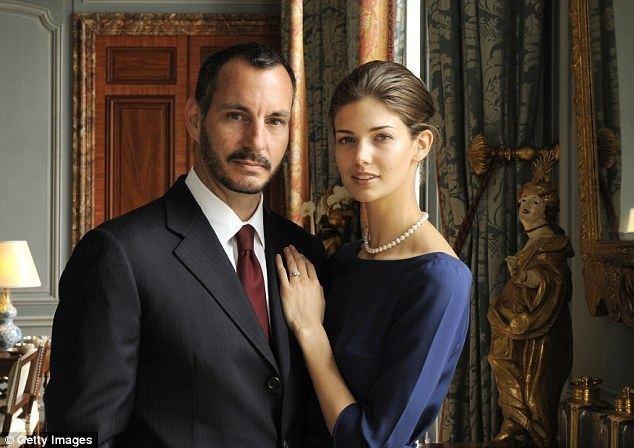 Rahim Aga Khan Kendra Spears welcomes son with husband Prince Rahim Aga