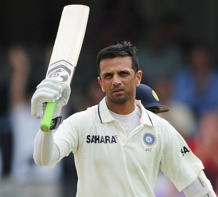 Rahul Dravid (Cricketer)