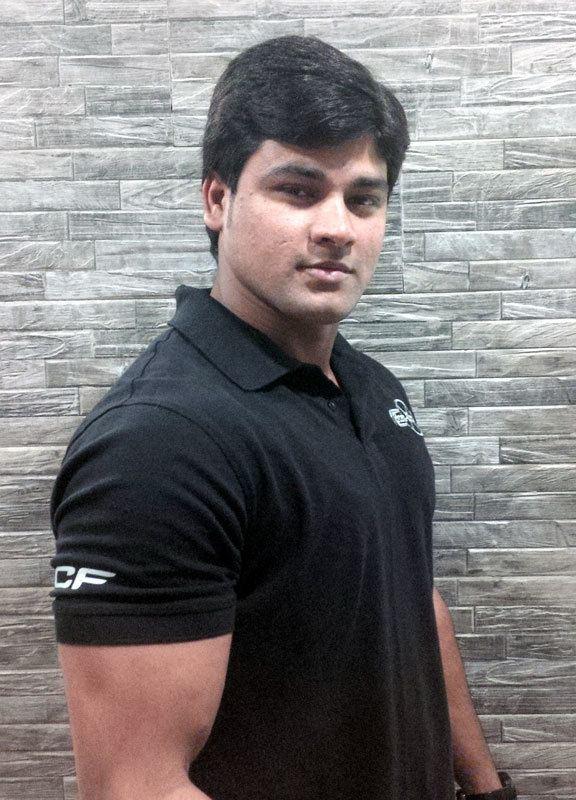 Rahul Kumar (actor) Rahul Kumar Rai Iron Core Fit