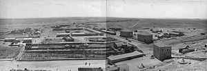 Raid on the Beersheba to Hafir el Auja railway httpsuploadwikimediaorgwikipediacommonsthu