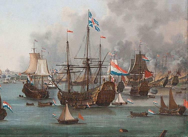Raid on the Medway Raid on the Medway Second AngloDutch War