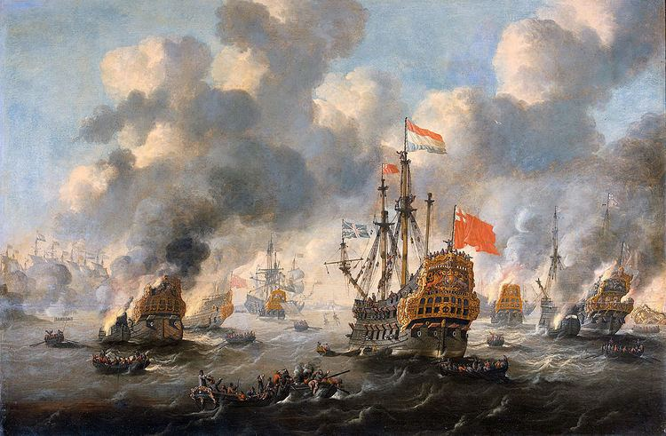 Raid on the Medway British Naval History 39Victory was everywhere39 Johan de Witt