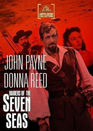 Raiders of the Seven Seas Raiders of the Seven Seas DVD 1953 Region 1 US Import NTSC Amazon