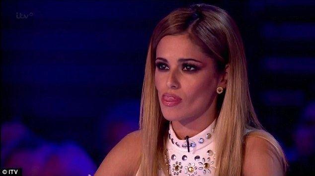 RAIGN The X Factor39s Cheryl FernandezVersini persuades Simon