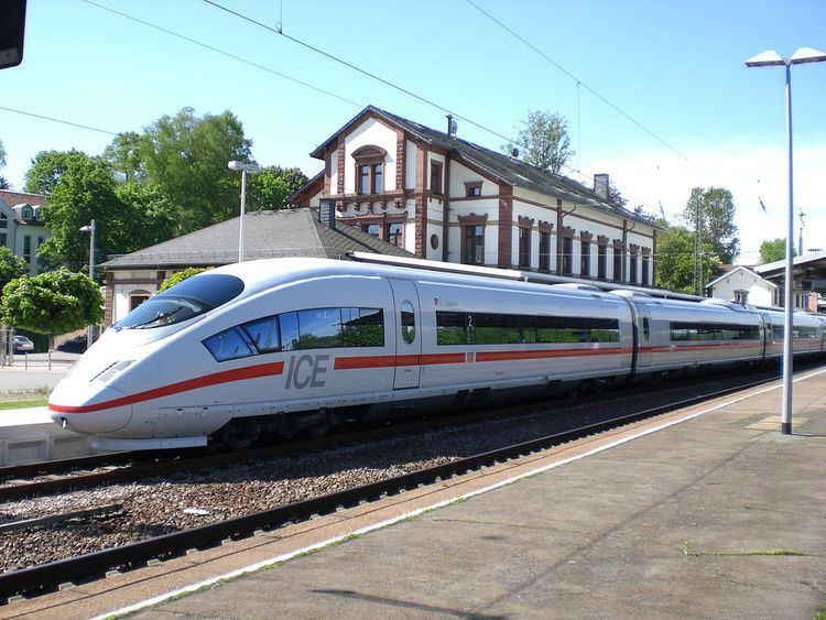 Rail transport in Germany