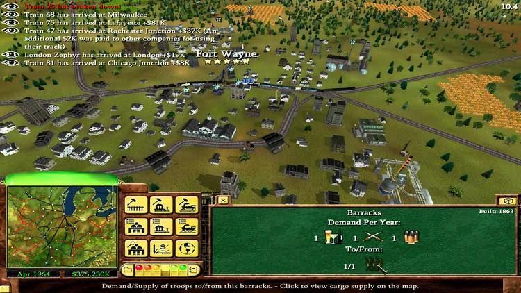 Railroad Tycoon 3 Alchetron The Free Social Encyclopedia