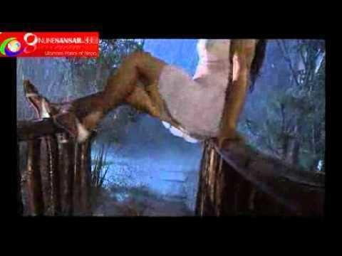 Rain Rain Come Again movie scenes Full song Nepali movie Shreeman hot rain dance and bed scene pujana pradhan stree