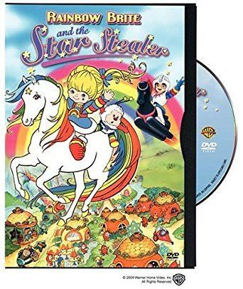 Rainbow Brite and the Star Stealer Amazoncom Rainbow Brite and the Star Stealer Bettina Bush Pat