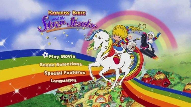 Rainbow Brite and the Star Stealer Rainbow Brite and the Star Stealer Menu and Games YouTube