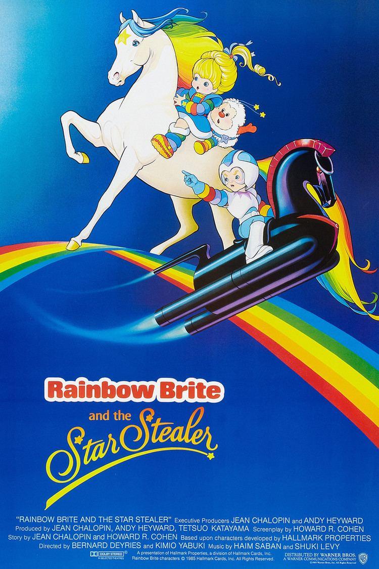 Rainbow Brite and the Star Stealer wwwgstaticcomtvthumbmovieposters8351p8351p