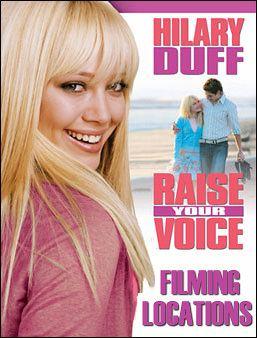 Raise Your Voice Raise Your Voice Filming Locations