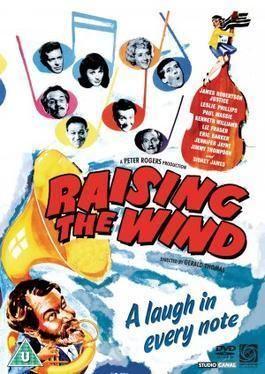 Raising the Wind (1961 film) Raising the Wind 1961 film Wikipedia