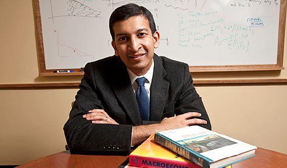 Raj Chetty Economist Raj Chetty Biography Theories and Books