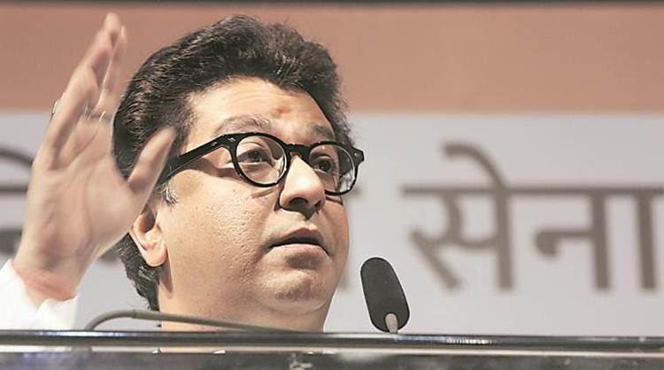 Raj Thackeray Raj Thackeray opposes IndiaPakistan match The Indian Express