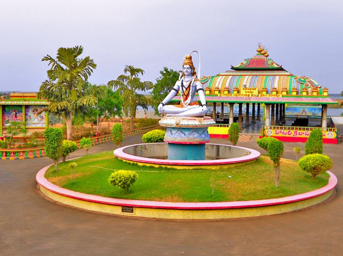 Rajahmundry Tourist places in Rajahmundry