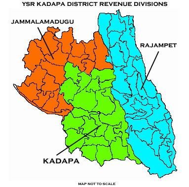 Rajampeta revenue division