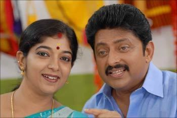 Rajasenan Director Rajasenan turns actor Rediffcom Movies