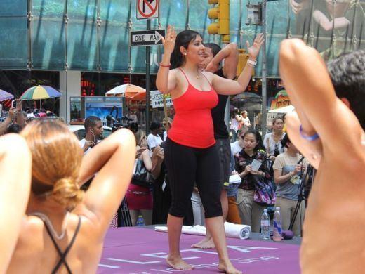 Rajashree Choudhury Interview Rajashree Choudhury On Bikram Yoga Yoga Teacher True