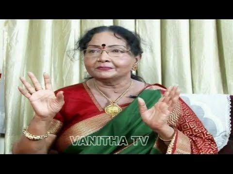 Rajasree Senior Actress Rajasree Special Interview Part 5 5 YouTube