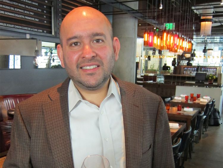 Rajat Parr Foodie Chap With Sommelier Rajat Parr At RN74 In San